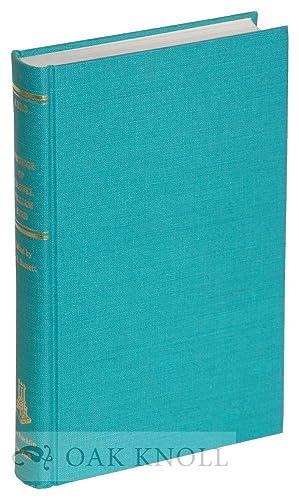 WRITINGS OF COLONEL WILLIAM BYRD OF WESTOVER IN VIRGINIA ESQR.|THE: Bassett, John Spencer