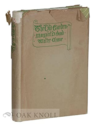 OLD GARDEN AND OTHER VERSES.|THE: Deland, Margaret