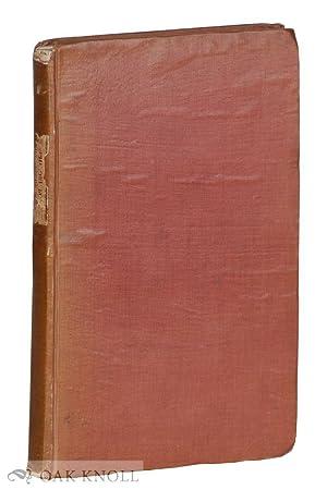 PHILOBIBLON, A TREATISE ON THE LOVE OF BOOKS: Debury, Richard