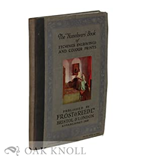 """HOMELOVERS"""" BOOK OF ETCHINGS ENGRAVINGS AND COLOR"""