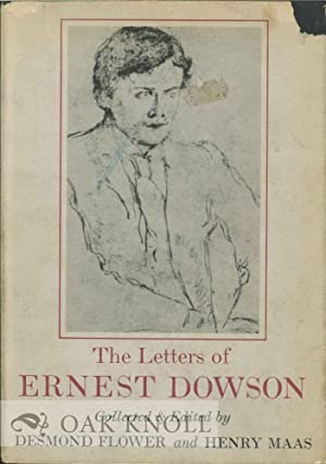 LETTERS OF ERNEST DOWSON