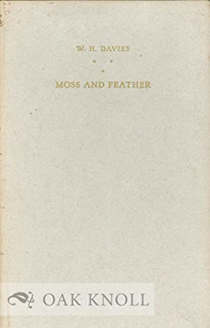 MOSS AND FEATHER: Davies, W.H.