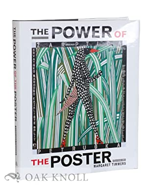 POWER OF THE POSTER.|THE: Timmers, Margaret (editor)