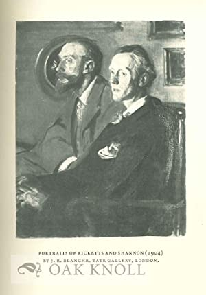 LITHOGRAPHS OF CHARLES SHANNON.|THE: Delaney, Paul (compiler)