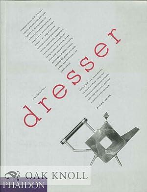 CHRISTOPHER DRESSER: A PIONEER OF MODERN DESIGN: Halen, Widar