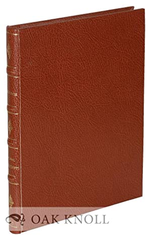 ORIGINAL MANUSCRIPTS AND COLLECTIONS OF AUTOGRAPH LETTERS OF CELEBRATED AUTHORS TO WHICH ARE ...