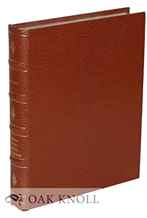 LIBRARY EDITIONS OF STANDARD AUTHORS, MEMOIRS, BIBLIOGRAPHY, ETC./IMPORTANT AND VALUABLE BOOKS...