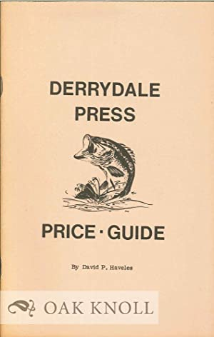 DERRYDALE PRESS PRICE GUIDE: Haveles, David