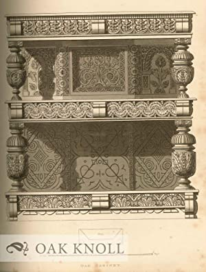 SPECIMENS OF ANCIENT FURNITURE: Meyrick, Samuel Rush