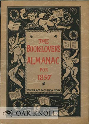 BOOK-LOVER'S ALMANAC FOR THE YEAR 1897