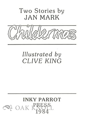 TWO STORIES: CHILDERMAS AND MR. AND MRS. JOHNSON: Mark, Jan