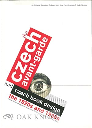 CZECH AVANT-GARDE AND CZECH BOOK DESIGN: THE 1920S AND 1930.|THE