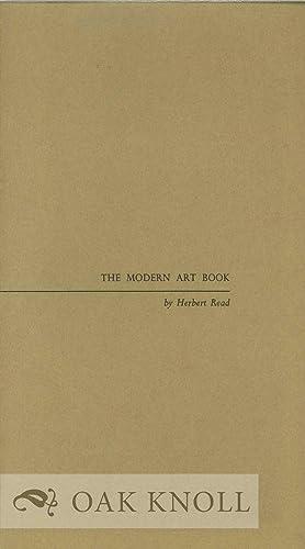 MODERN ART BOOK.|THE: Reed, Herbert