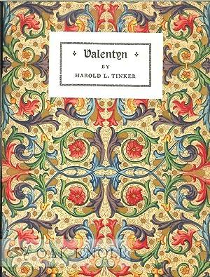 VALENTYN: Tinker, Harold L.
