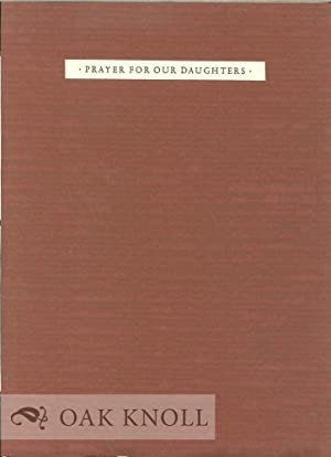 PRAYER FOR OUR DAUGHTERS