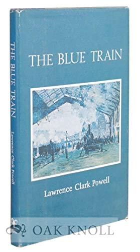 BLUE TRAIN.|THE