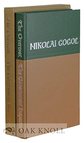 OVERCOAT. THE GOVERNMENT INSPECTOR.|THE: Gogol, Nicolai V.