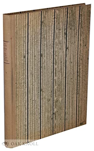 BOOKBINDINGS IN THE PUBLIC COLLECTIONS OF DENMARK: Kyster, Anker