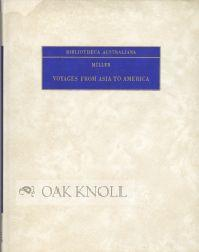 VOYAGES FROM ASIA TO AMERICA: Müller, Gerhard F.