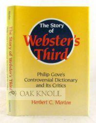 STORY OF WEBSTER'S THIRD.|THE: Morton, Herbert C.