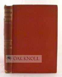 CATALOGUE OF PERIODICAL LITERATURE, JOURNALS AND TRANSACTIONS OF LEARNED SOCITIES, ISSUES FROM ...