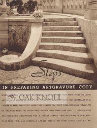 STEPS IN PREPARING ARTGRAVURE COPY