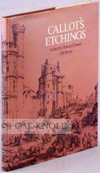 CALLOT'S ETCHINGS: Daniel, Howard (editor)