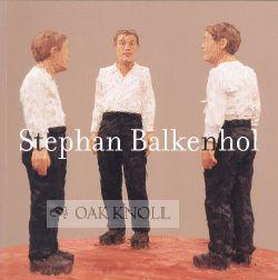 STEPHAN BALKANHOL: Desmarais, Charles