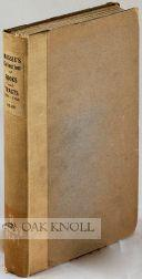 BIBLIOGRAPHY OF THE COLLECTION OF BOOKS AND TRACTS ON COMMERCE, CURRENCY, AND POOR LAW (1557 TO ...