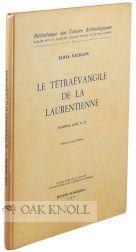 TÉTRAÉVANGILE DE LA LAURENTIENNE.|LE: Velmans, Tania