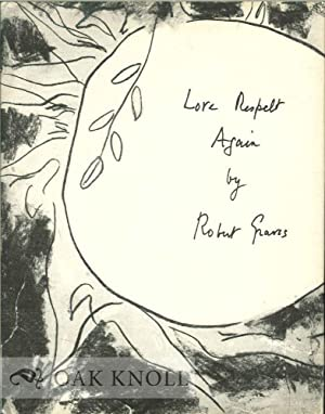 LOVE RESPELT AGAIN: Graves, Robert