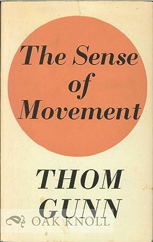 SENSE OF MOVEMENT.|THE: Gunn, Thom