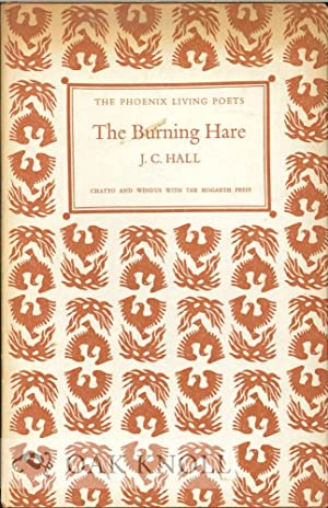 BURNING HARE. THE: Hall, J.C.