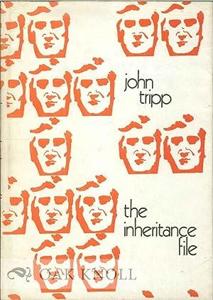INHERITANCE FILE.|THE: Tripp, John