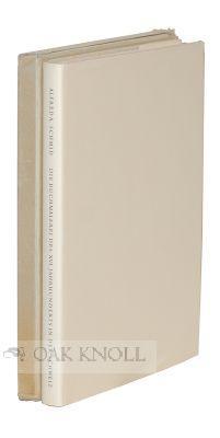 BUCHMALEREI DES XVI. JAHRHUNDERTS IN DER SCHWEIZ. DIE: Schmid, Albert A.