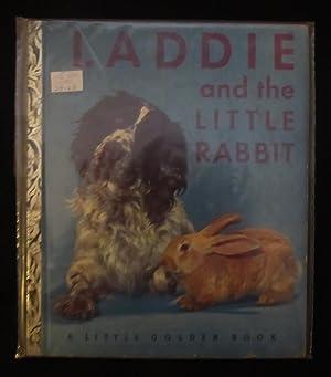 Laddie and the Little Rabbit ( Little Golden Book 116): Gottlieb, Bill