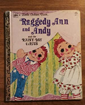 Raggedy Ann and Andy and the Rainy: Hazen, Barbara Shook