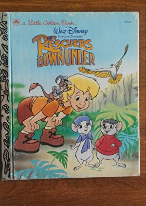 The Rescuers Down Under ( Walt Disney: Teitelbaum, Michael (