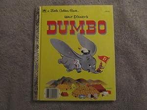 Dumbo ( Walt Disney's ) ( Little Golden Book 104-53 )