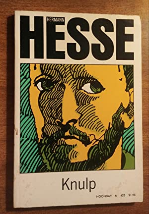 Knulp: Three Tales from the Life of: Hesse, Hermann (