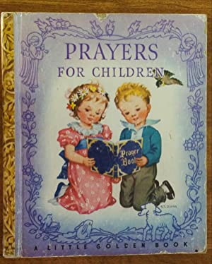 Prayers for Children ( Little Golden Book