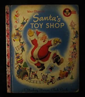 Santa's Toy Shop ( Walt Disney's ): Adapted By Al