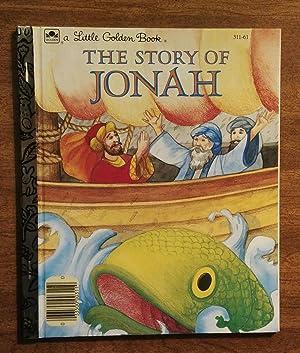 The Story of Jonah ( Little Golden: Broughton, Pamela