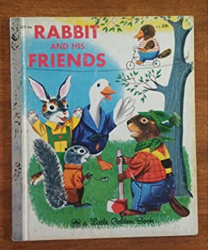 Rabbit and His Friends ( Little Golden: Scarry, Richard
