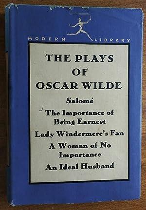 The Plays of Oscar Wilde ( Modern: Wilde, Oscar (