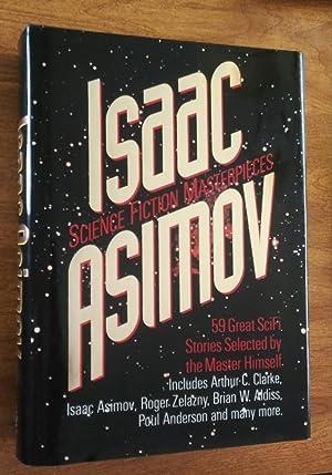 Isaac Asimov: Science Fiction Masterpieces ( 59: Asimov, Isaac (