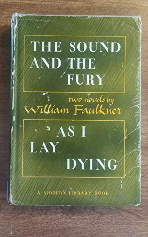 The Sound and the Fury / As: Faulkner, William (