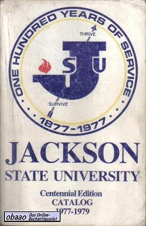 Jackson State University 1977-1979 - Centennial Edition