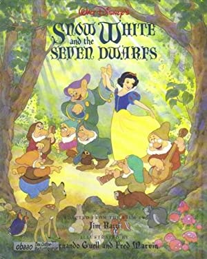Snow White and the seven dwarfs: Walt Disney