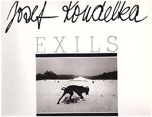 Exils: KOUDELKA Josef